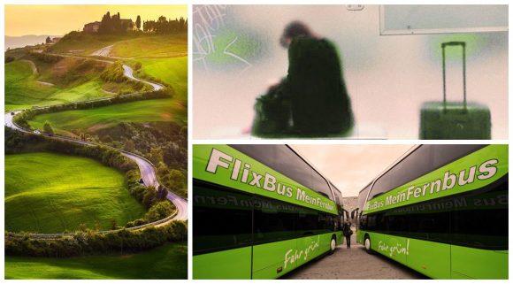 Акция от Flixbus: путешествуй внутри Польши всего за 1€!