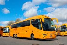 Автобус компании Regiojet